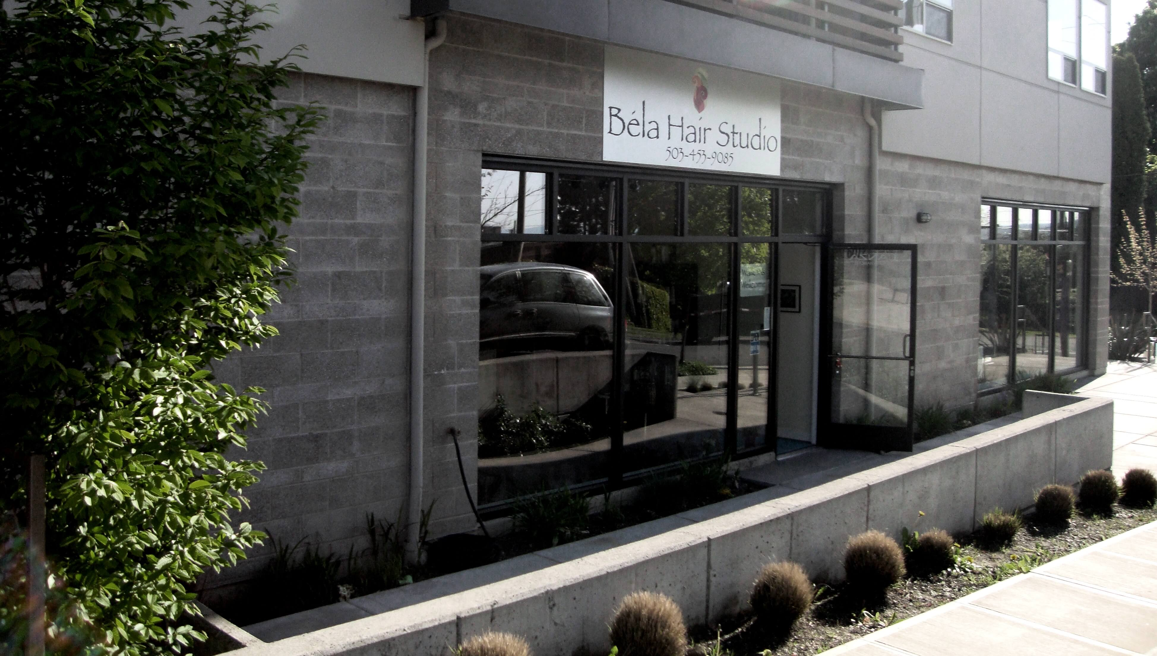 Bela Hair Studio Building